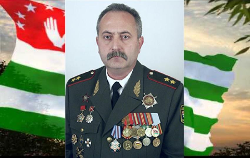62 года со дня рождения государственного, политического и военного деятеля Абхазии Владимира Георгиевича Аршба.
