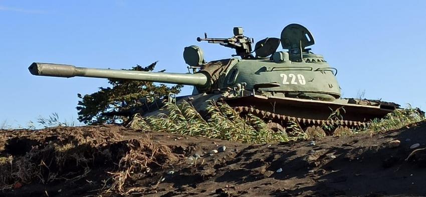 В Вооруженных Силах прошли ротно-тактические учения с боевой стрельбой