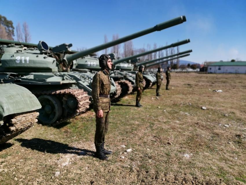 В Вооруженных Силах завершились командно-штабные учения