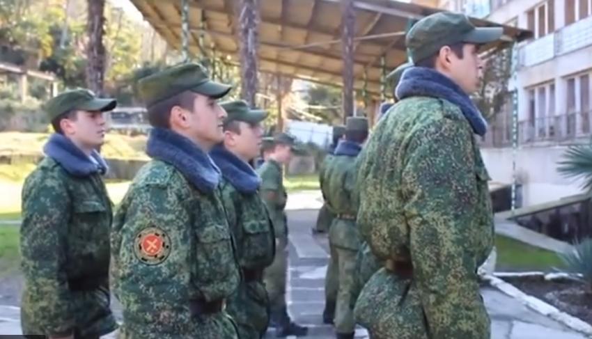 День открытых дверей в войсковой части Министерства обороны