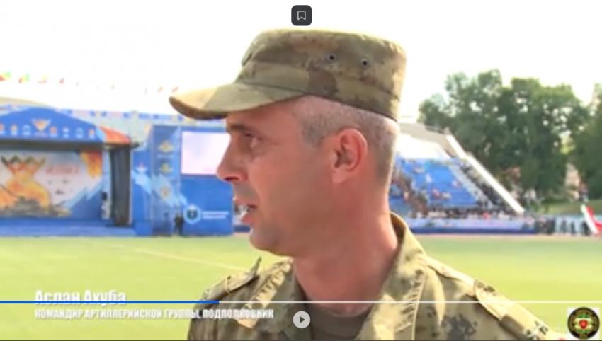 В Рязани дали старт международным соревнованиям десантников и военных стрелков