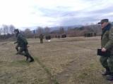 В Вооруженных Силах РА прошли практические занятия по огневой подготовке