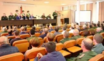 11 октября - день Вооруженных Сил Республики Абхазия